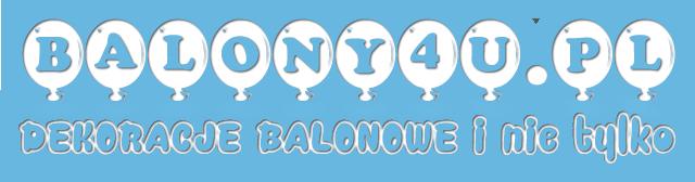 Dekoracje balonowe, Balony z helem, Pudło z balonami / Rzeszów, Stalowa Wola, Tarnów, Krosno, Sandomierz // www.Balony4u.pl
