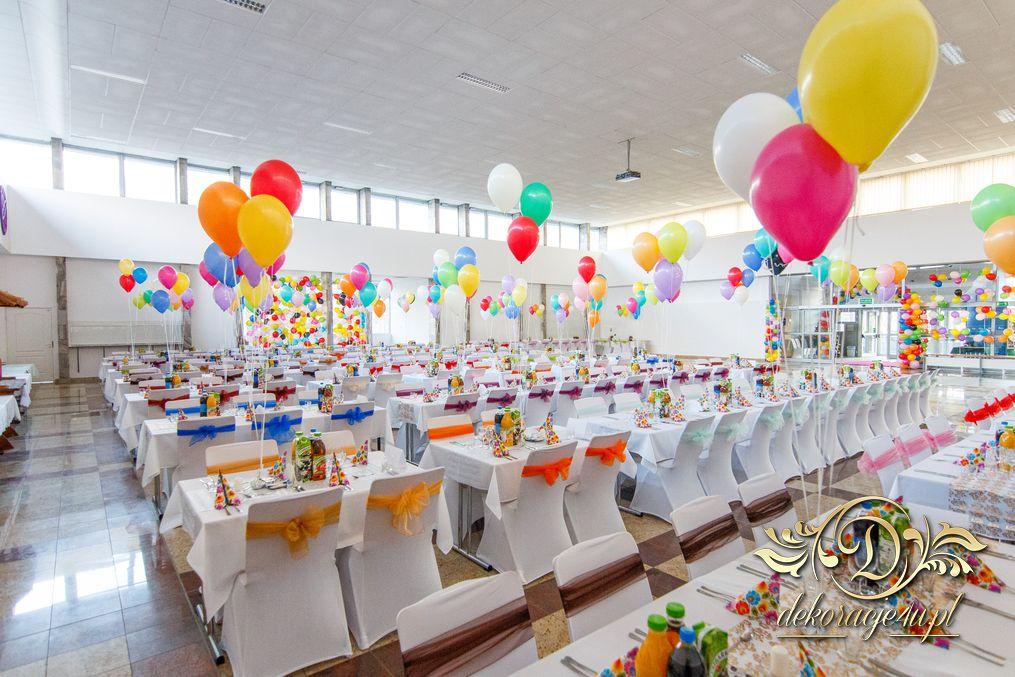 Dekoracja Balonowa Dekoracja Sali Na Sylwestra Rzeszów 3112